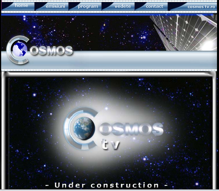 cosmos tv in devenire