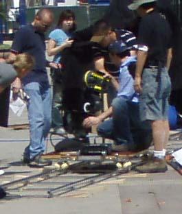 echipa de filmare