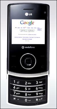 LG Google phone